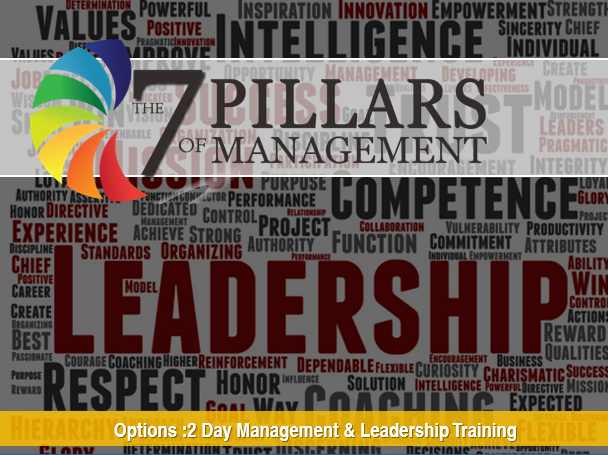 The 7 Pillars of Management