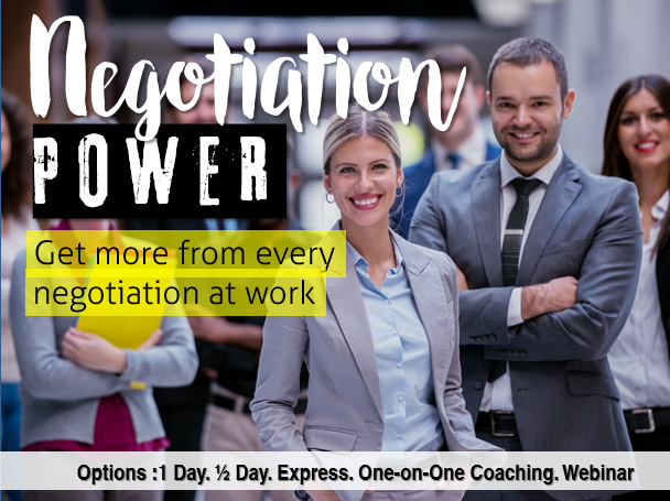 Best ways to gain Negotiation Power
