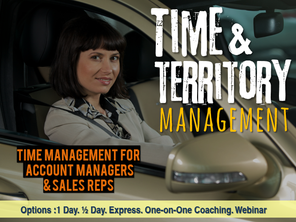 Time & Territory Management