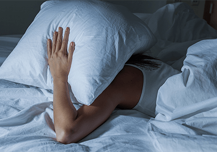 Are Poor Sleeping Patterns an Early Warning of Alzheimers?