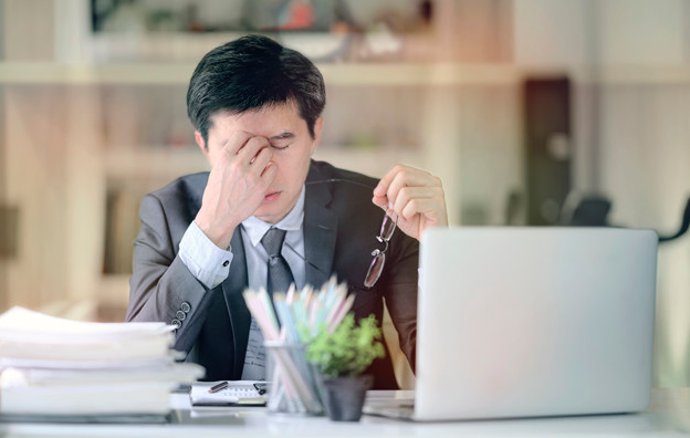 Common Signs You are Close to Having a Burnout